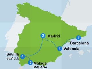 5 thanh pho Tay Ban Nha 1