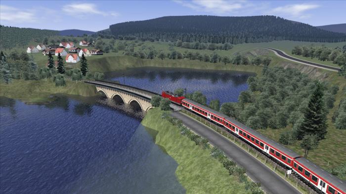 Schwarzwaldbahn railway 2